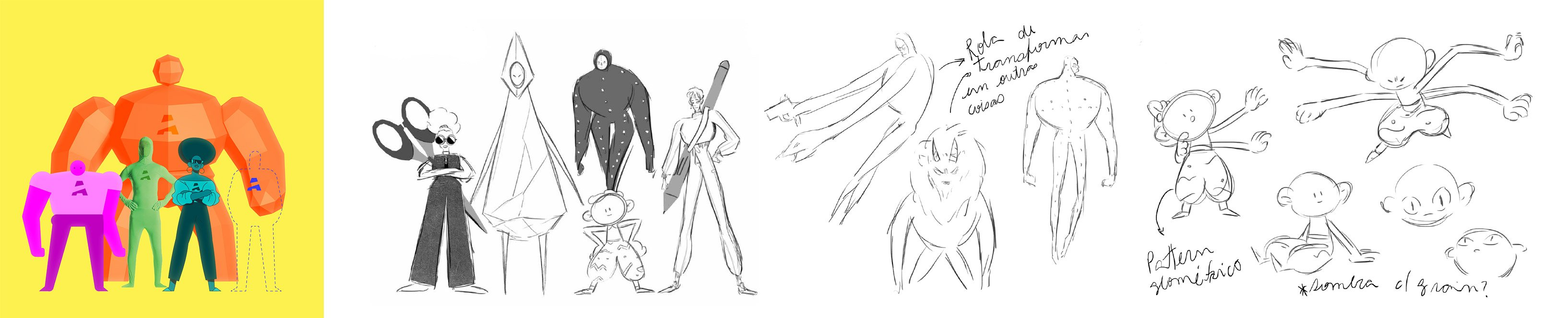 character-sketches